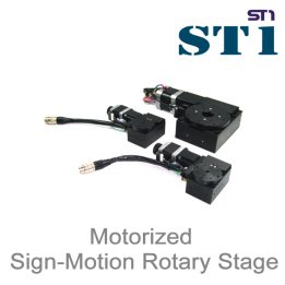 Rotation Stages St1 Motion